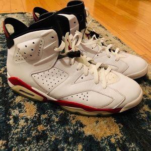 Air Jordan retro 6 size 13